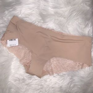 Free People Smooth Hipster Panty Nude -size S
